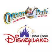 Ocean Park/Disneyland Tickets (4)