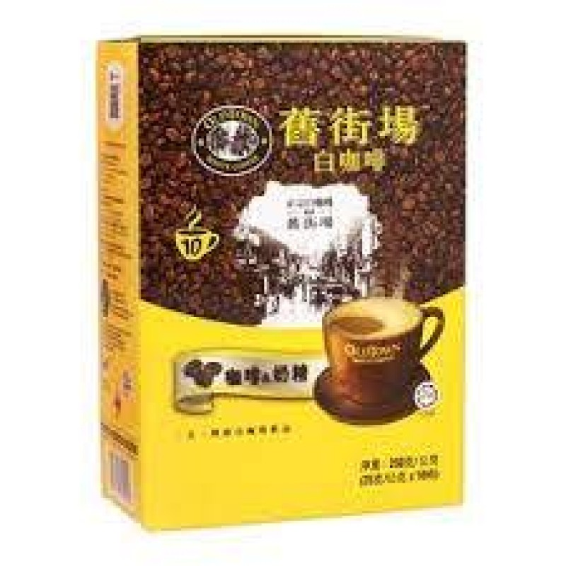 OLD TOWN 2IN1 COFFEE+CREAMER WHT COFFEE (25g.X10 Sackets)