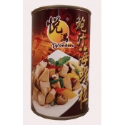 WONDERS CONCH CUBES WITH ABALONE SAUCE 425G.(3 CANS)