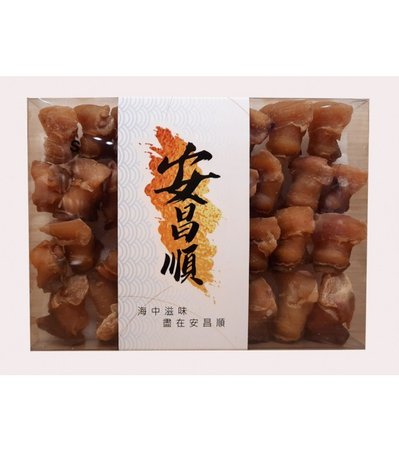 ON CHEONG SHUN AFRICA DRIED CONCH MEAT SLICE 300G. (S)