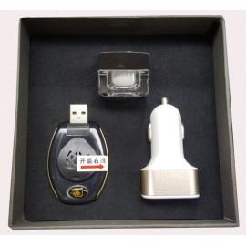 沉香汽車薰香器附USB插頭