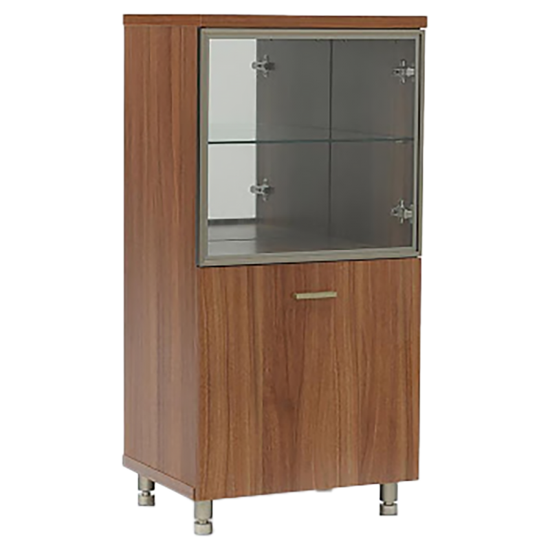 RED APPLE WOODEN SIDE CABINET TR0020