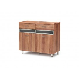 RED APPLE WOODEN SIDE CABINET TR0025-40
