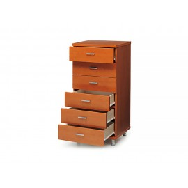 RED APPLE CHEST OF 6 DRAWERS R0026