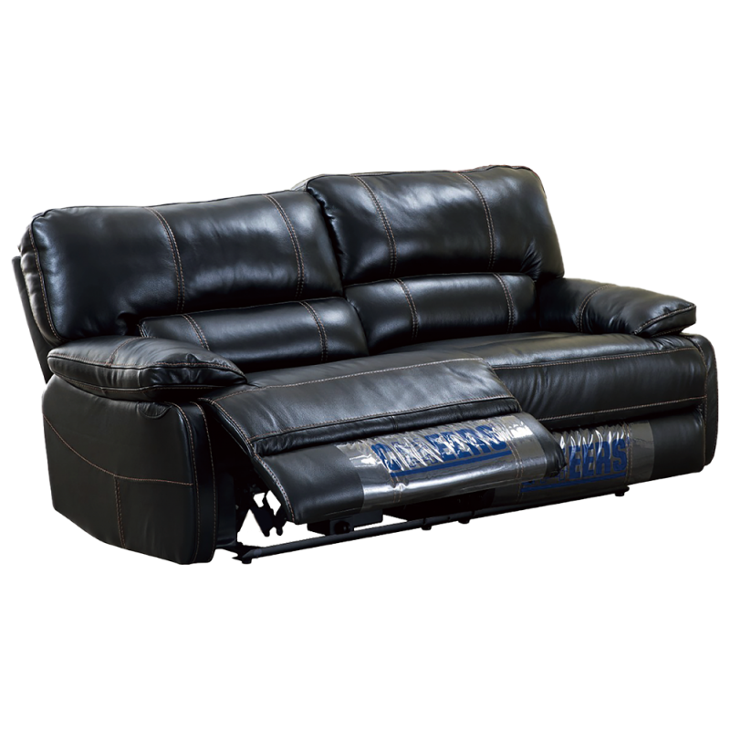 CHEERS Three Seater Genuine Leather Cover Electric Sofa - 9696