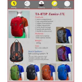 MOUNTAIN WOLF EUNICE BACKPACK 37L TA873P
