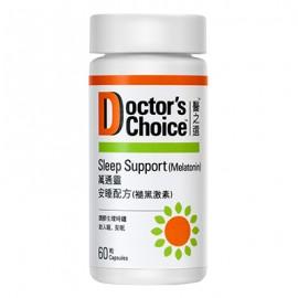 Doctor's Choice Sleep Support (Melatonin) 60s.