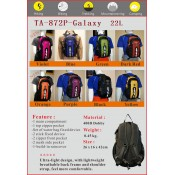 MOUNTAIN WOLF GALAXY BACKPACK 22L TA872P
