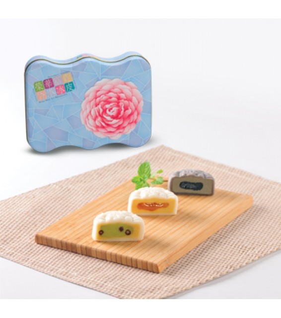 Wing Wah Icy Lover Icy Mooncakes Voucher (6pcs)