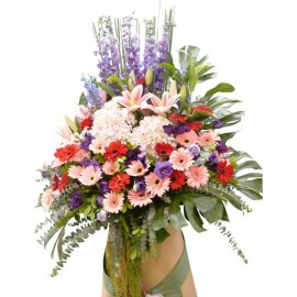 Celebration Basket/Sympathy Wreath Order Service
