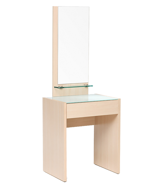 RED APPLE DRESSING TABLE WITH MIRROR R6524 + M36
