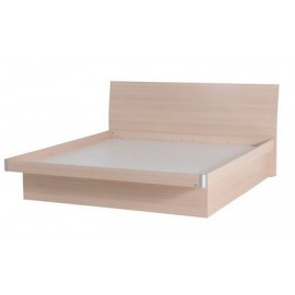 RED APPLE WOODEN TWIN HYDRAULIC BED R8302-B-48X72