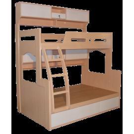 吊架雙層床上三呎下四呎1506-48