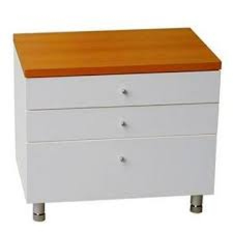 RED APPLE CHEST OF 3 DRAWERS R633-20