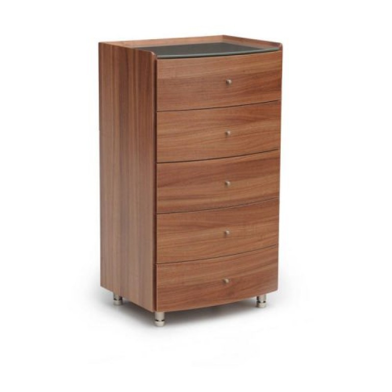 RED APPLE CHEST OF 5 DRAWERS R528-23