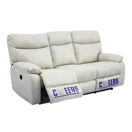 Cheers 2/3 Seats Reclining Electric Mechanisms Sofa (Leathaire) 5262/L3-2E