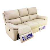 Cheers 2/3 Seats Reclining Electric Mechanisms Sofa (Leathaire) 5739/L3-2E