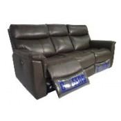 Cheers 1/2/3 Seats Reclining Electric Mechanisms Leather Sofa 10027/L3-2E