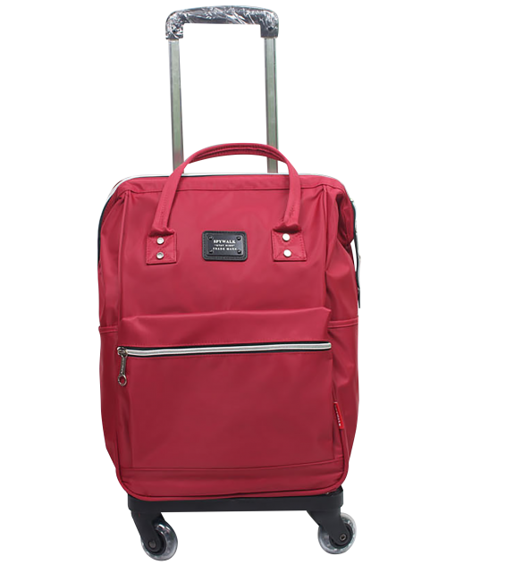 Shopping Bag With 4 Wheels Trolley
